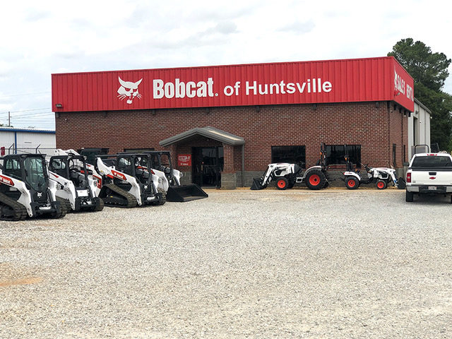 bobcat of huntsville
