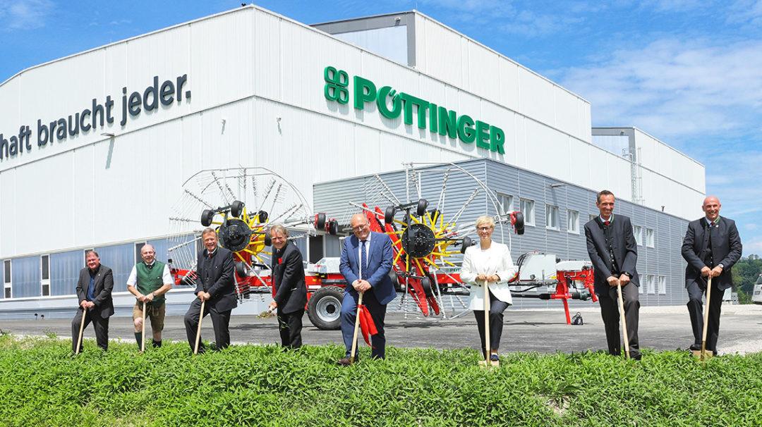 pottinger fourth factory