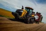 challenger tractor press shot