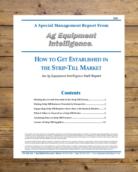 AEI How to Get Established in the Strip-Till Market