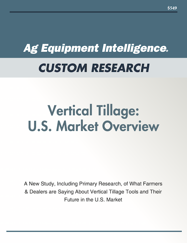 AEI Vertical Tillage Report