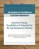 Industrial Hemp Report