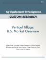 Vertical Tillage Report Cover
