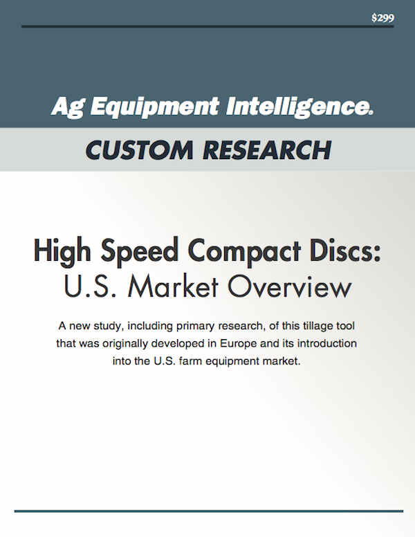 AEI High Speed Compact Discs Report