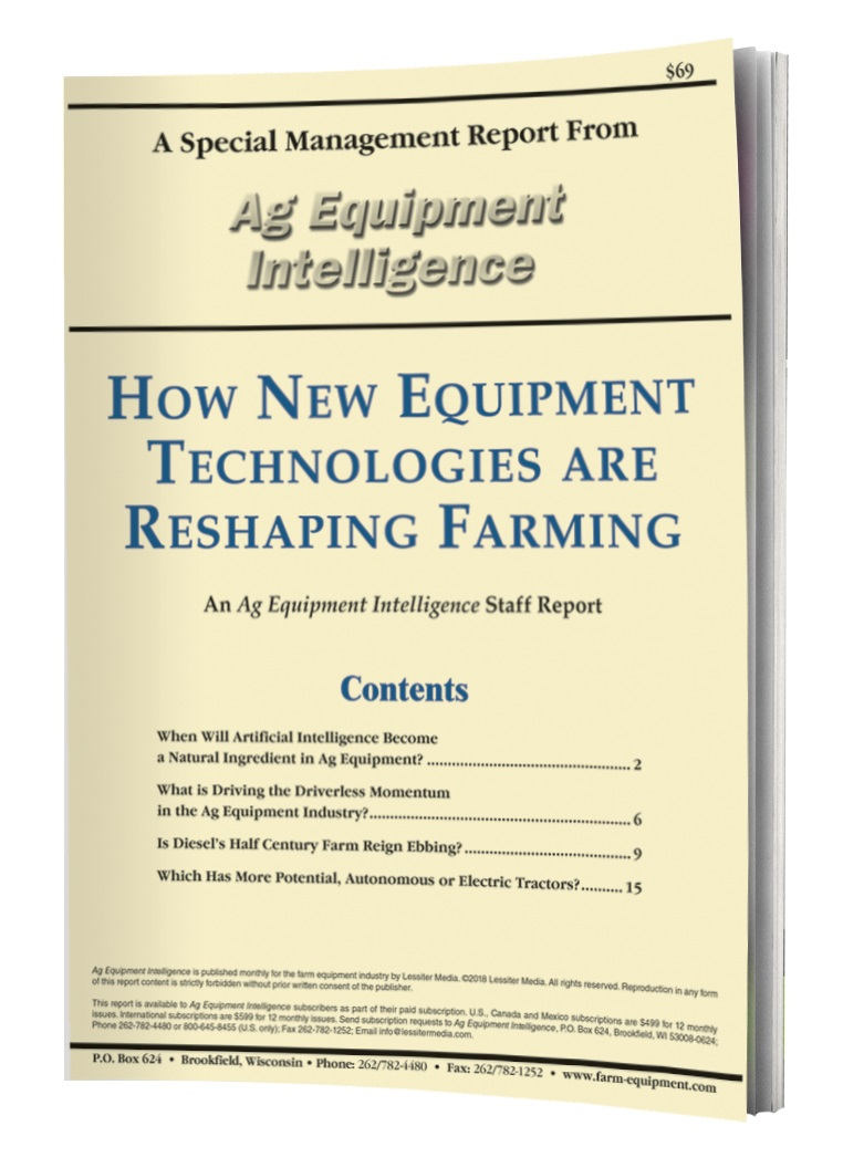 How New Equipment Technologies are Reshaping Farming