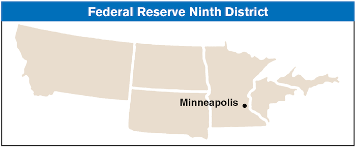 federal reserve ninth district