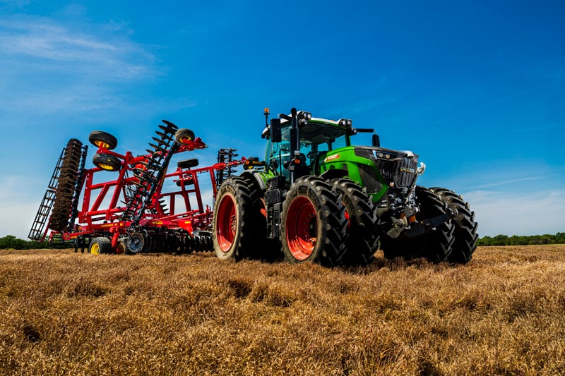 AGCO More Than Doubled North American Fendt Dealerships in
