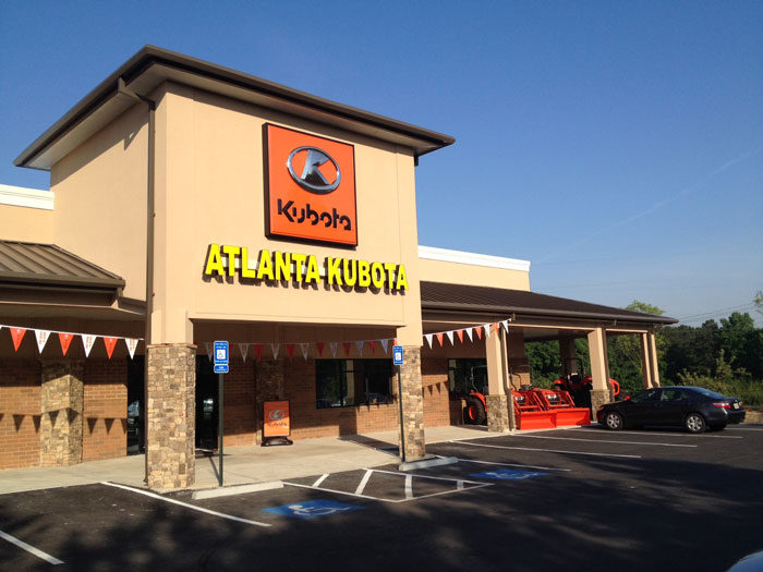 Atlanta Kubota