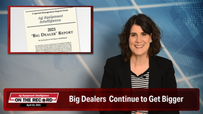Big Dealers Continue to Get Bigger