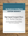 High Speed Compact Discs: U.S. Market Overview